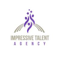 impessive talent logo